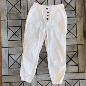 Free People Cadet Pull-On Joggers Size S